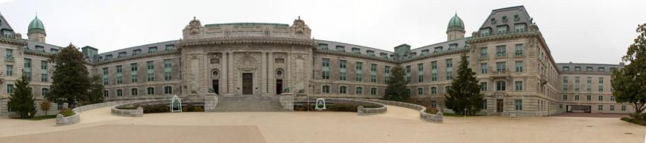 bancroft hall
